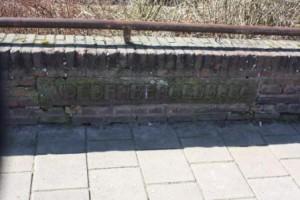 De Vredenburgerbrug zoals die er nu uit ziet
